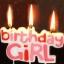 เทียนวันเกิด Birthday Girl สีชมพู / Item No. TL-N005 thumbnail 4