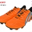 รองเท้าสตั๊ด PAN รุ่นSUPER STAR 4 สีส้ม เบอร์ 39-44 thumbnail 1