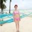 พร้อมส่ง ชุดว่ายน้ำ Bikini ผูกข้าง สายคล้องคอ สุดเซ็กซี่ thumbnail 14