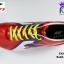 รองเท้าสตั๊ด PAN แพน สีแดงม่วง เบอร์ 39-44 thumbnail 2