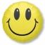 ลูกโป่งฟลอย์นำเข้า Smile / Item No. AG-21545 แบรนด์ Anagram ของแท้ thumbnail 1