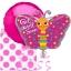 ลูกโป่งฟลอย์นำเข้า Get Well Butterfly / Item No. AG-26808 แบรนด์ Anagram ของแท้ thumbnail 2