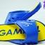 รองเท้าแตะ GAMBOL แกมโบล รุ่น GM 43102 สีน้ำเงิน/เหลือง เบอร์ 4-9 thumbnail 4