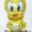 ลูกโป่งฟลอย์ Tweety ทวิสตี้ - Tweety Foil Balloon / Item No. TL-A084 thumbnail 1