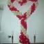 เสาลูกโป่ง ทรงหัวใจ - Balloon Stand Heart shape thumbnail 3