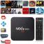 MXQ Pro Smart Box Android 5.1 Amlogic S905 4K Quad Core 64bit 1GB/8GB by Egreat (สีดำ) ดูบอล ดูหนัง ดูซีรีย์ ไม่ต้องติดจาน thumbnail 2