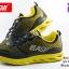 ผ้าใบวิ่ง BAOJI บาโอจิ รุ่น DK99349 สีดำเหลือง เบอร์ 41-45 thumbnail 3