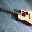 กีต้าร์โปร่ง ไฟฟ้า Guitar KaSound Top Solid Spruce thumbnail 1