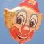 ลูกโป่งฟลอย์ลายหน้าโบโซ่ - Bozo Face Foil Balloon / Item No. TL-A072 thumbnail 4
