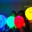 ลูกโป่งคละสี พิมพ์ลายหน้ายิ้ม Smiley แพ็ค 5 ชิ้น ไฟกระพริบ (Smiley latex Balloon - LED RGB Mode) thumbnail 2