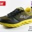 ผ้าใบวิ่ง BAOJI บาโอจิ รุ่น DK99349 สีดำเหลือง เบอร์ 41-45 thumbnail 1