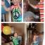 ลูกบอลเด้ง พิมพ์ลาย คละไซส์ คละสี แพ็ค 5 ใบ - Punch Ball Printing Mixed Size & Color Pack 5 thumbnail 11