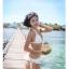 พร้อมส่ง ชุดว่ายน้ำบิกินี่ทูพีช สายคล้องคอ กางเกงแต่งระบายสวยๆ thumbnail 13