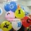 """ลูกโป่งกลมพิมพ์ลาย ตัวหนังสือ A-Z ไซส์ 12 นิ้ว จำนวน 1 ใบ (Round Balloons 12"""" - Printing Letter A-Z latex balloons) thumbnail 1"""
