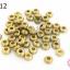 ลูกปัดทองเหลือง กลมแบน 5มิล (1ขีด/100กรัม) thumbnail 1