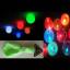 ลูกโป่ง LED คละสี แพ็ค 5 ชิ้น ไฟค้าง (LED Multi Color Balloon - LED Fixed Mode) thumbnail 19