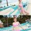 พร้อมส่ง ชุดว่ายน้ำ Bikini ผูกข้าง สายคล้องคอ สุดเซ็กซี่ thumbnail 17
