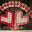 กรอบตาข่ายใส่ลูกโป่งทรงหัวใจ - Balloon Grid Mesh Heart Balloon thumbnail 9