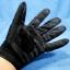 ถุงมือมอเตอร์ไซค์ผ้า แบบเต็มมือ SUZUKI สีดำ thumbnail 2