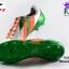 รองเท้าสตั๊ด PAN แพน สีขาวส้ม เบอร์ 39-44 thumbnail 4