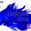 ขนนก สีน้ำเงิน 20 ชิ้น thumbnail 1