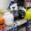 """ลูกโป่งกลมพิมพ์ลาย หน้ายิ้ม สีเหลือง ไซส์ 12 นิ้ว แพ็คละ 10 ใบ (Round Balloons 12"""" - Smiley Face Printing latex balloons) thumbnail 3"""