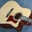 กีต้าร์โปร่ง ไฟฟ้า Guitar KaSound Top Solid Spruce thumbnail 5
