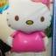 ลูกโป่งฟลอย์ Hello Kitty ไซส์ Jumbo (แพ็ค10ใบ)/ TL-A038 thumbnail 2