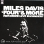 Miles Davis - Four&More Recorded Live In Concert 1lp thumbnail 1