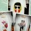 เสื้อยืดคอกลม คอวี ผ้า TK หรือ ผ้าใยสังเคราะห์ thumbnail 1