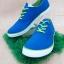 รองเท้าผ้าใบ Giallo รุ่น GM1 สีน้ำเงินเขียว thumbnail 1