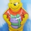 ลูกโป่งฟลอย์ หมีพูห์ - Winnie The Pooh with honey Foil Balloon / Item No. TL-B033 thumbnail 2