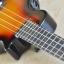 """อูคูเลเล่ ไฟฟ้า Ukulele Electric Mild EU1 Soprano 21"""" ฟรี แอมป์ ukulele thumbnail 9"""