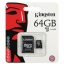 Kingston Micro 64GB with Adapter ( 2 อัน ) thumbnail 2