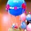 """ลูกโป่งจัมโบ้ สีน้ำเงิน ขนาด 24 นิ้ว - Round Jumbo Balloon Blue 24"""" thumbnail 7"""