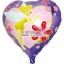 ลูกโป่งฟลอย์ลายทิงเกอร์เบลล์ ทรงหัวใจ (แพ็ค10ใบ) / Item No. TL-A020 thumbnail 2