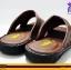 รองเท้า Walker วอร์เกอร์ ชายรุ่นWB684 สีน้ำตาล เบอร์40-45 thumbnail 4