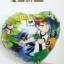 ลูกโป่งฟลอย์ลายเบ็นเท็น ทรงหัวใจ - Ben 10 Heart shape Balloon / Item No. TL-A088 thumbnail 2