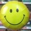 ลูกโป่งฟลอย์ทรงกลม หน้ายิ้ม ไซส์ 18 นิ้ว *มีหลายสีให้เลือกกรุณาระบุ* - Round Shape Smiley Face Foil Balloon / Item No.TL-G049 thumbnail 15