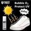 Bubble O2 Protect UV เป็นน้ำยาเคลือบกันแสงUVรองเท้าป้องกันรองเท้าเหลือง thumbnail 1