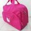 กระเป๋าเดินทางคิตตี้ ใบใหญ่ (มาใหม่) เหลือสีชมพูเข้ม (ซื้อ 3 ชิ้น ราคาส่ง 220 บาท ต่อชิ้น) thumbnail 2