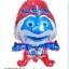 ลูกโป่งฟลอย์ ตัวการ์ตูน Smurfs Papa (แพ็ค10ใบ) / Item No.TL-A021 thumbnail 1
