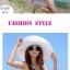 พร้อมส่ง ชุดว่ายน้ำ Bikini ผูกข้าง บราลายขวางสวย กางเกงสีขาวสายเชือกผูกข้างและมีซับในทั้งตัว thumbnail 6