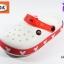 รองเท้าหัวปิด ADDA Mickey Mouse แอดด๊ามิกกี้เมาส์ รหัส 52705 สีขาว เบอร์ 4-6 thumbnail 1