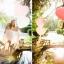 """ลูกโป่งหัวใจจัมโบ้ไซส์ใหญ่ 36"""" Latex Balloon HB Balloon PINK 3FT สีชมพู/ Item No. TQ-44445 แบรนด์ Qualatex thumbnail 3"""