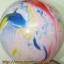 """ลูกโป่งกลมพิมพ์ลาย สีรุ้ง ไซส์ 12 นิ้ว แพ็คละ 5 ใบ (Round Balloons 12"""" - Rainbow Printing latex balloons) thumbnail 9"""
