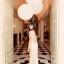"""ลูกโป่งกลมจัมโบ้ไซส์ใหญ่ 36"""" Latex Balloon RB WHITE 3FT สีขาว/ Item No. TQ-42847 แบรนด์ Qualatex thumbnail 24"""