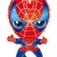 Spiderman Shape Balloon - ลายการ์ตูนสไปเดอร์แมน / Item No. TL-A004 thumbnail 1