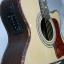 กีต้าร์ โปร่ง ไฟฟ้า Guitar KaSound รุ่น thumbnail 2