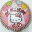 ลูกโป่งฟลอย์ Hello Kitty ลายลูกโป่งทรงกลม - Hello Kitty balloons Foil Round Balloon / Item No. TL-A102 thumbnail 1